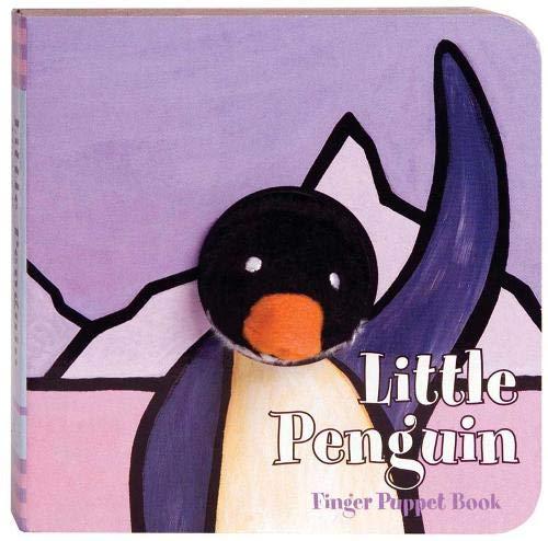 9780811863551: Little Penguin: Finger Puppet Book (Little Finger Puppet Board Books)