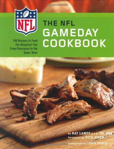 9780811863957: The NFL Gameday Cookbook: 150 Recipes to Feed the Hungriest Fan from Preseason to the Super Bowl
