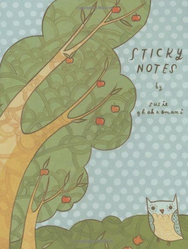 9780811864121: Orchard Owls Sticky Notes (Note Pad)
