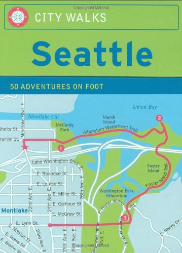 9780811864442: City Walks: Seattle: 50 Adventures on Foot: 50 Adventures by Foot