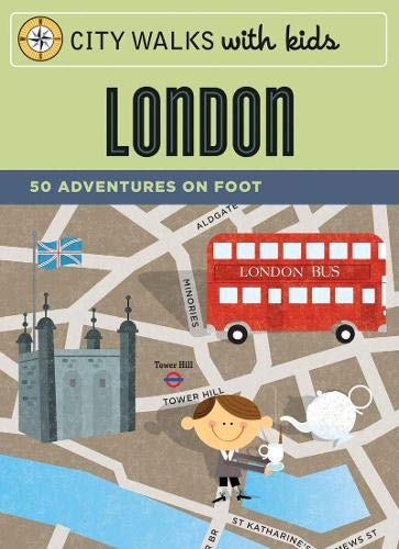 9780811864510: London: 50 Adventures by Foot (City Walks with Kids) [Cards](Chinese Edition)