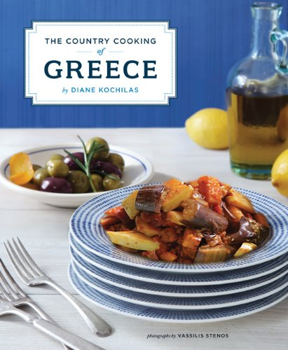 9780811864534: The Country Cooking of Greece