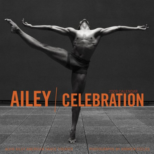 2009 Wall Cal: Ailey - Celebration