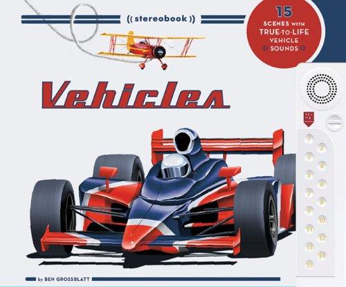 Stereobook: Vehicles: Grossblatt, Ben