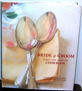 9780811865036: The Bride & Groom First and Forever Cookbook
