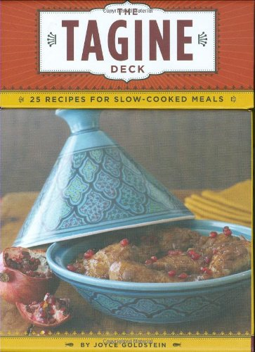The Tagine Deck: 25 Recipes for Slow-Cooked Meals: Goldstein, Joyce