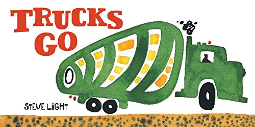 Trucks Go (Vehicle Boardbooks)