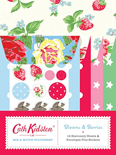 9780811865722: Blooms & Berries Mix and Match Stationery