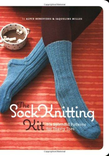 9780811865920: Sock Knitting Kit