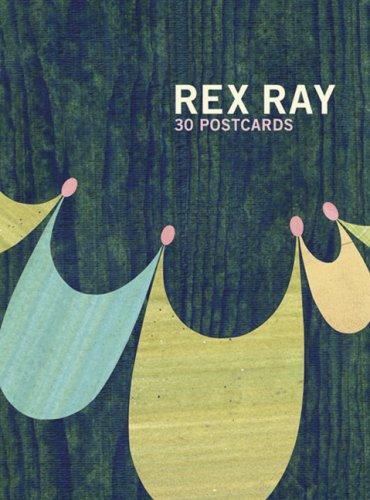 Rex Ray Postcard Book: Rex Ray