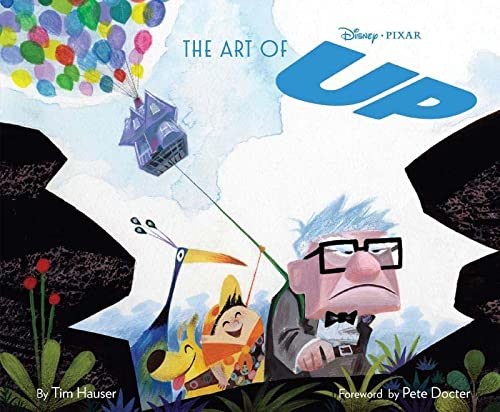 9780811866026: Art of UP (Pixar Animation)