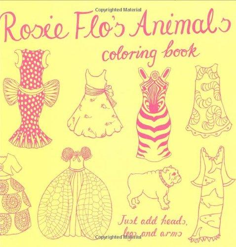 9780811866194: Rosie Flo's Animals
