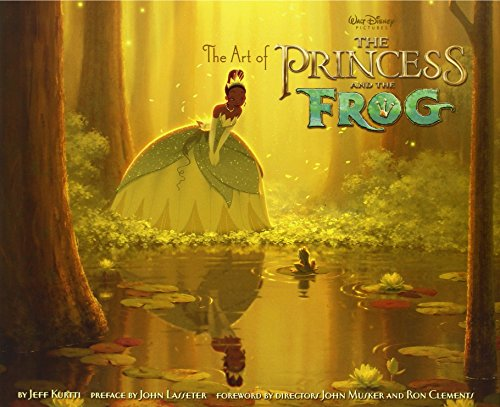 9780811866354: The Art of The Princess and the Frog