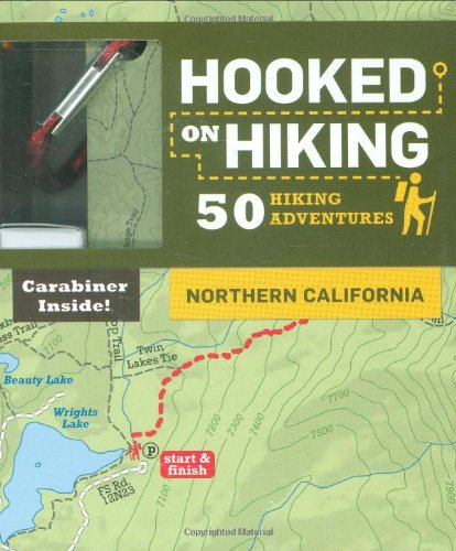 9780811866361: Hooked on Hiking Northern California