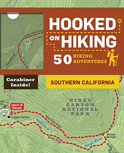 9780811866378: Hooked on Hiking: Southern California: 50 Hiking Adventures (Hooked on Hiking 50 Card Deck)