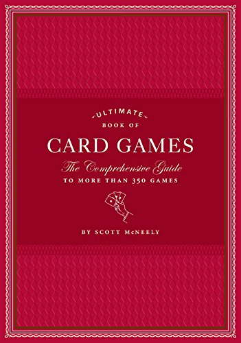 9780811866422: Ultimate Book of Card Games: The Comprehensive Guide to More than 350 Games