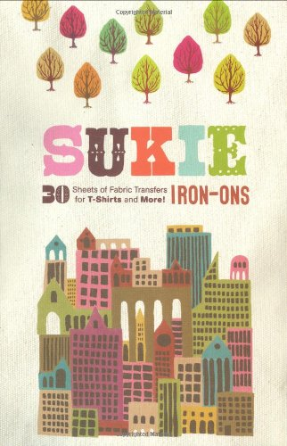 9780811866613: Sukie Iron-Ons