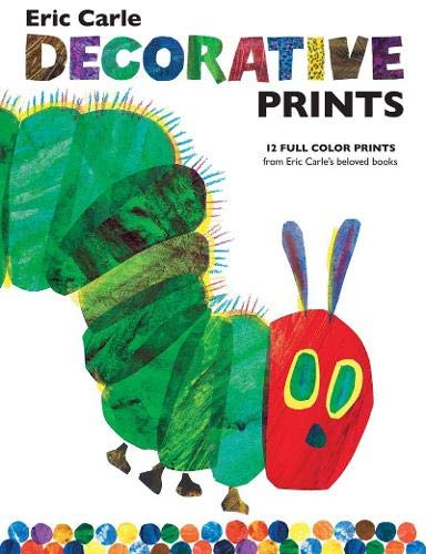 9780811867245: Eric Carle Decorative Prints
