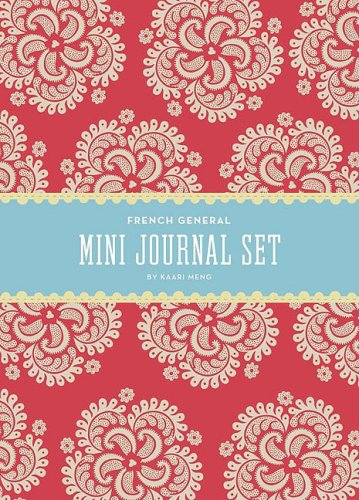9780811867269: French General Mini Journal Set