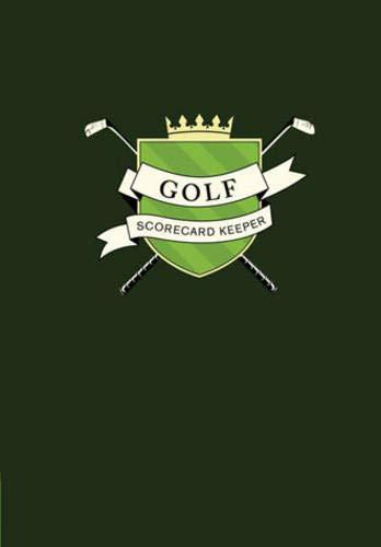 9780811867337: Golf Scorecard Keeper