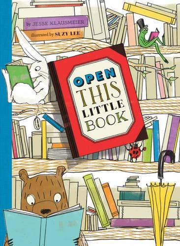 Open This Little Book: Klausmeier, Jesse