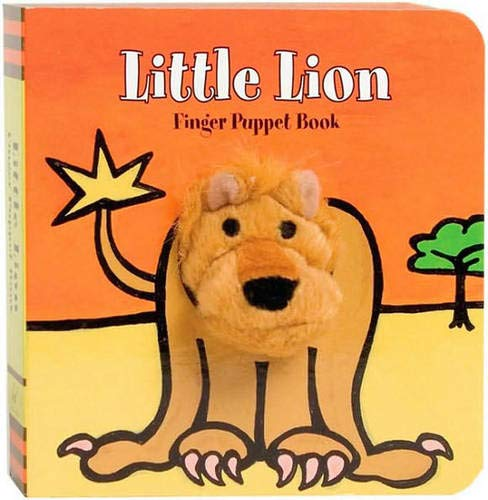 9780811867887: Little Lion Finger Puppet Book (Finger Puppet Books)