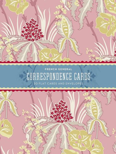 9780811867979: French General Correspondence Cards