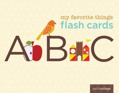 9780811867993: My Favorite Things Flash Cards