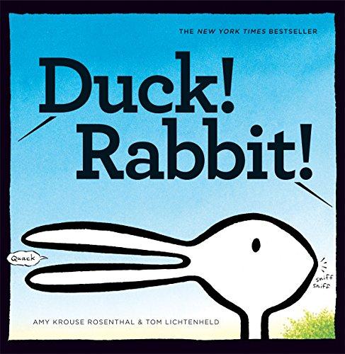 9780811868655: Duck! Rabbit!: (E)