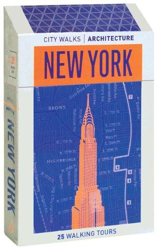 9780811868761: City Walks Architecture: New York