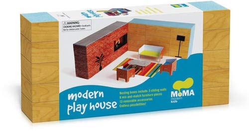 9780811869119: Modern Play House (Moma)