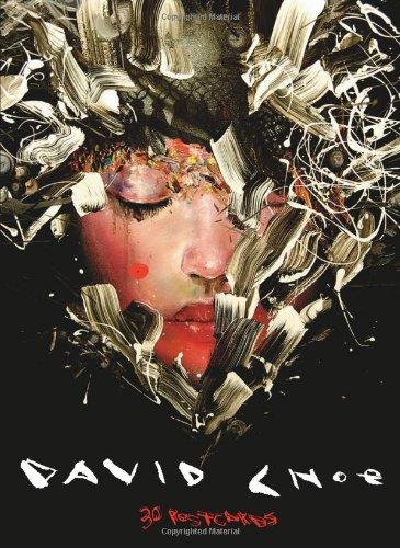 9780811869553: David Choe: 30 Postcards