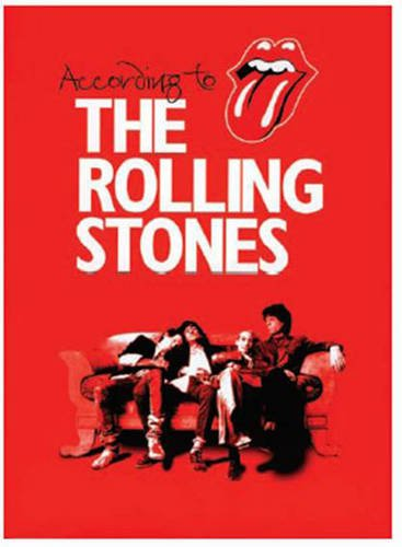 9780811869676: According to the Rolling Stones
