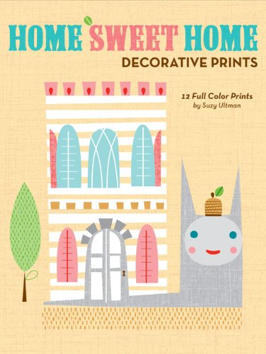 9780811869768: Home Sweet Home Decorative Prints