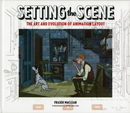 9780811869874: Setting the Scene: The Art & Evolution of Animation Layout