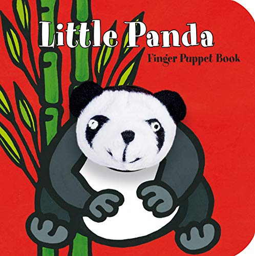 9780811869997: Little Panda Finger Puppet Book
