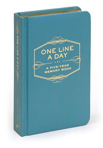 9780811870191: One Line a Day: A Five Year Memory Book