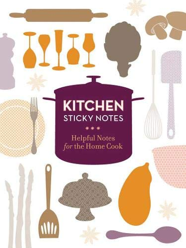 9780811870207: Kitchen Sticky Notes: Helpful Notes for the Home Cook