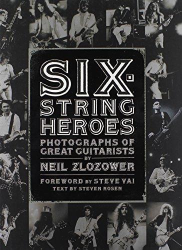 9780811870276: Six-String Heroes