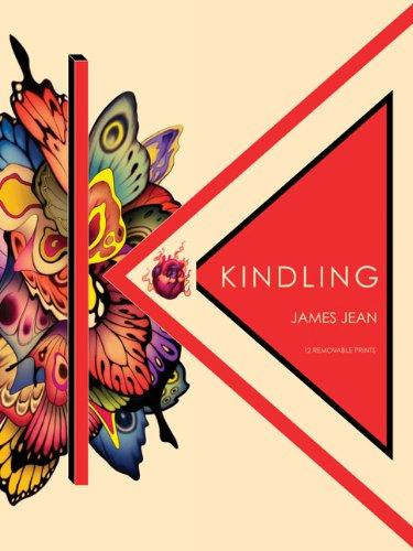 Kindling: 12 Removable Prints: James Jean