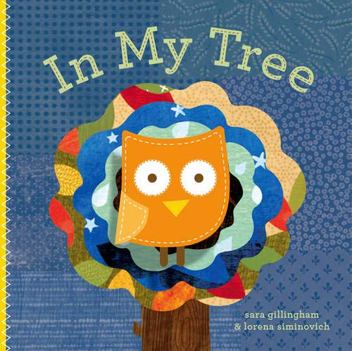 9780811870528: In my Tree: Finger Puppet Book