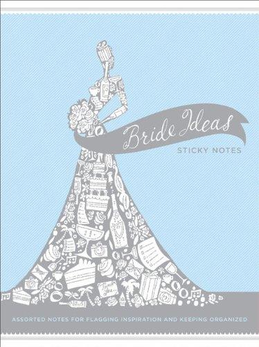 9780811870603: Bride Ideas Sticky Notes (Stationery)