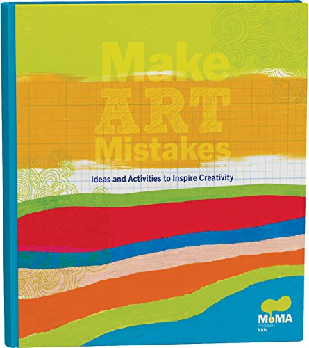 9780811870764: Sketchbook. Moma. Make Art Mistakes (Museum of Modern Art)