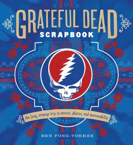 9780811870894: Grateful Dead Scrapbook