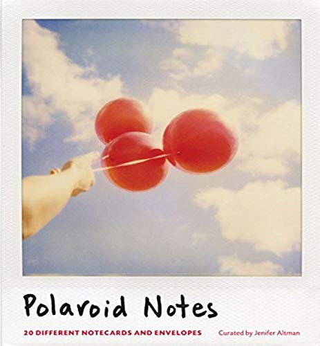 9780811870979: Polaroid Notes: 20 Different Notecards and Envelopes