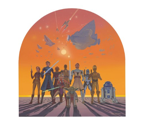 9780811871020: The Art of Star Wars: The Clone Wars