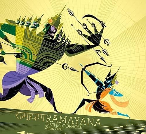 9780811871075: Ramayana: Divine Loophole