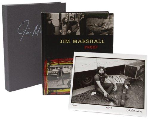 9780811871099: Jim Marshall: Proof #1-25