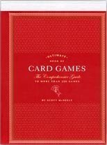 9780811871273: Ultimate Book of Card Games: The Comprehensive Guide to More Than 350 Games