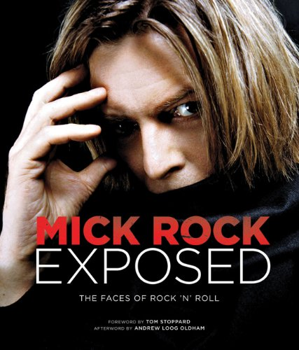 9780811871365: Mick Rock Exposed: The Faces of Rock 'n' Roll
